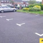 Car Park Marking Contractors Wall