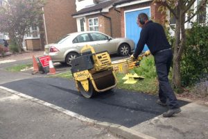 Dropped kerb contractors Old