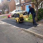 Broseley Dropped Kerbs